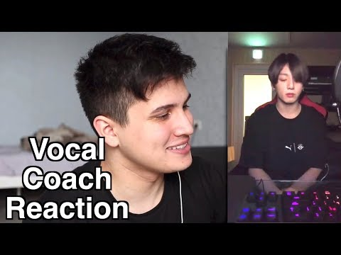 Vocal Coach Reaction to BTS Jungkook -