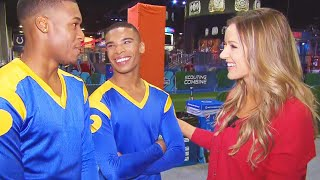 Men to Perform With Super Bowl Cheerleaders
