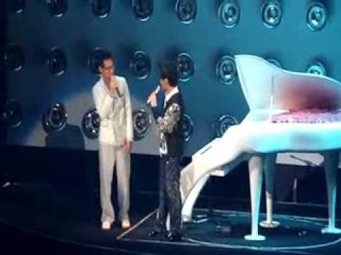 周杰倫超時代演唱會 香港站 張學友 聽媽媽的話 吻別