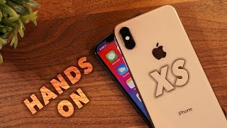iPhone XS Unboxing | Gold Edition