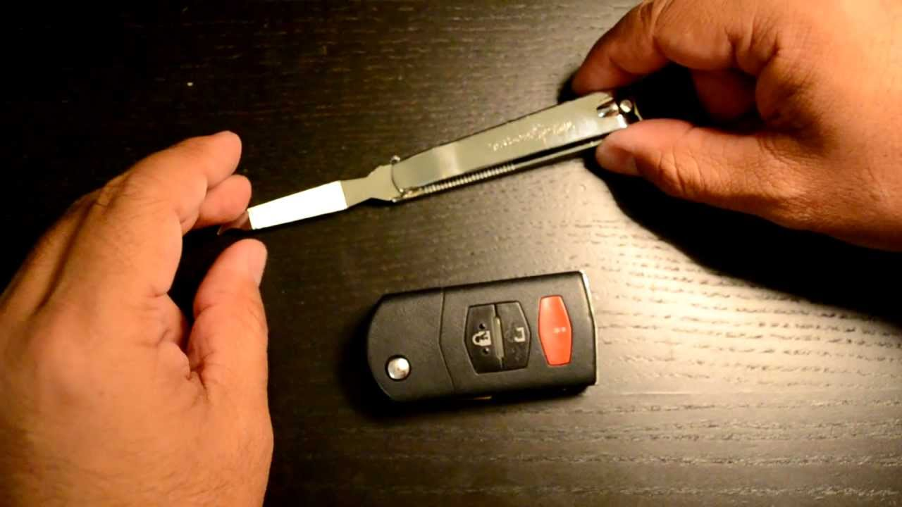 Mazda 3 Battery >> How to Replace a Battery of Key fob Keyless for Mazda 6 ...