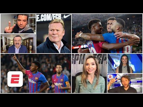 Barcelona respira PERO aún queda la UEFA Champions League y el CLÁSICO ante Real Madrid   Exclusivos