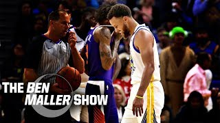 Ben Maller - Steph Curry's Injury Signals The End For The Warriors