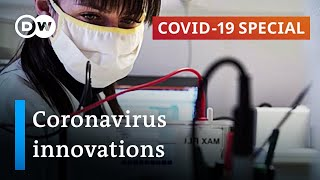 How the coronavirus pandemic sparks innovations | COVID-19 Special