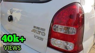 Suzuki Alto VXR 2011 Complete Review