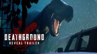 Deathground Reveal Trailer | Dinosaur Survival Horror Game | 2020