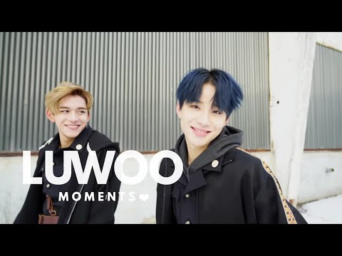 NCT Jungwoo and Lucas (Luwoo) Cute/Funny Moments