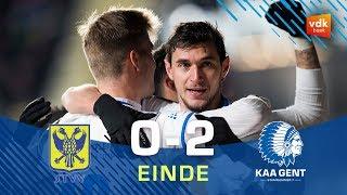 🎬 K Sint-Truidense VV - KAA GENT 0-2