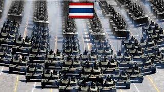 Scary! Thai Military Power | Royal Thai Army | Royal Thai Air Force | Royal Thai Navy 2019