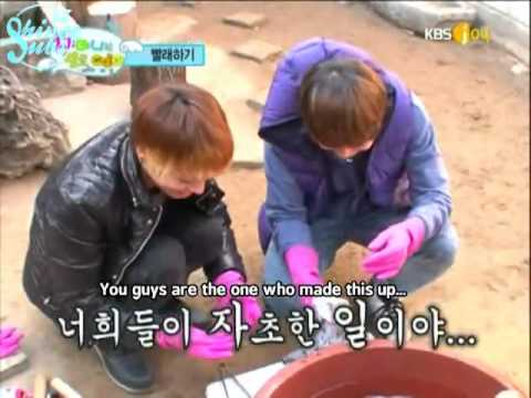 SHINee - Hello Baby Eng Sub Ep 6 Part 2/5