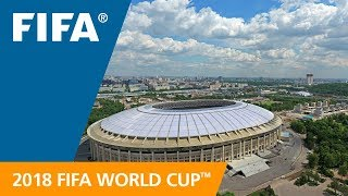 Main stadium of Russia 2018 receive 'green' certification