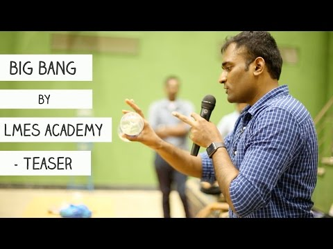 Teaser - Big Bang by LMES academy