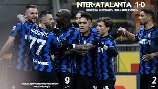 INTER-ATALANTA 1-0 - Radiocronaca di Francesco Repice e Beppe Dossena (8/3/2021) da Rai Radio 1