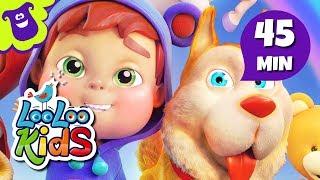 Bingo - THE BEST Nursery Rhymes and Songs for Children | LooLoo Kids - YouTube