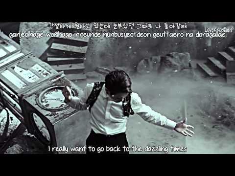 BEAST - Shadow (그림자) MV [English subs + Romanization + Hangul] HD