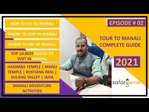 Places To Visit In Manali, Manali Tourist Places In Hindi, Delhi To Manali,  Manali Tour Plan