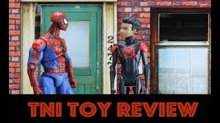 Walmart Exclusive Spider-Man: Into The Spider-Verse Movie Action Figure Review