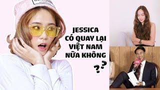 Liệu Jessica có quay lại Việt Nam nữa không ?? || Sân si cùng Misthy #11