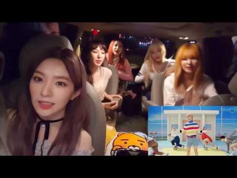Joy跳NCT DREAM的舞XDDDDD
