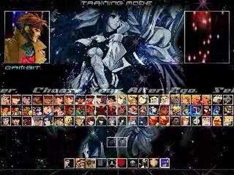 Download Mugen Megaman Characters