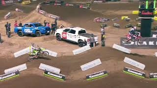 450SX Main Event highlights - Oakland