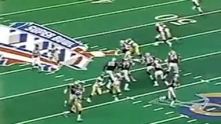 Final drive of Super Bowl XXXVI