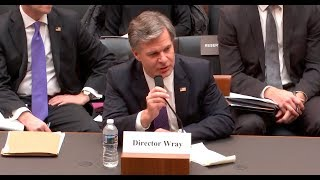 12 07 17 Collins Questions FBI Director Christopher Wray in Judiciary Oversight Hearing