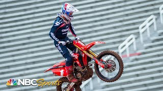 Supercross Round 16 at Salt Lake City | 450SX EXTENDED HIGHLIGHTS | 06/17/20 | Motorsports on NBC