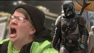 SJWs Hate The Mandalorian - Anita Sarkeesian Makes A Fool of Herself (Again)