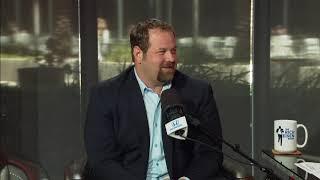 SB Nation's Geoff Schwartz Talks Jets, Giants, Rams, Pats & More w/Rich Eisen | Full Interview
