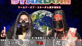 Goya Kong Vs Kagetsu Highlights AAA vs Stardom
