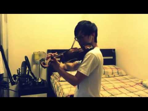 [Violin] 周杰倫 擱淺 ge qian Jay Chou [小提琴] KK Yim Violin Cover