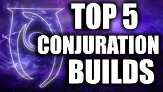 Skyrim - Top 5 Conjuration Builds