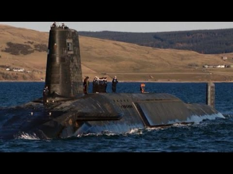 Nuclear Submarines Hinge