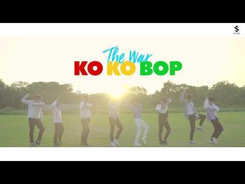 Ko Ko Bop 코코밥 - EXO 엑소 - Dance Cover By SuperB From Vietnam