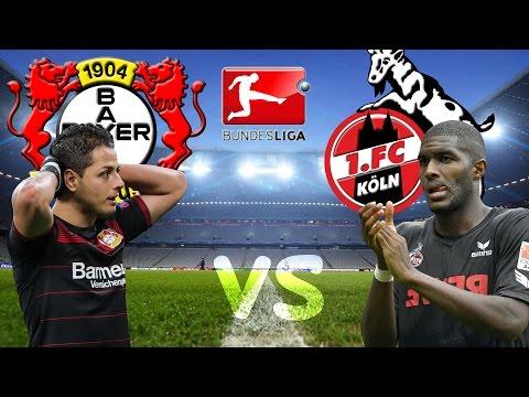 Bayer Leverkusen vs 1 Cologne