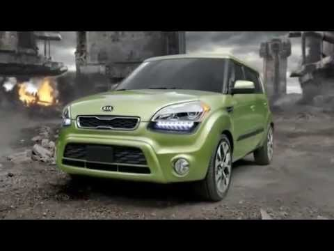 KIA SOUL COMMERCIAL PARTY ROCK ANTHEM   LMFAO 2011