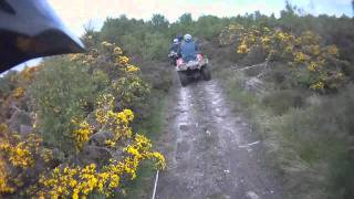 Quad biking inverness