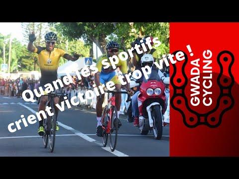 La Ronde De Calvaire Cours Cycliste En Guadeloupe