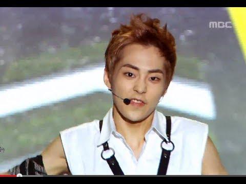 EXO - Growl, 엑소 - 으르렁, Music Core 20130817