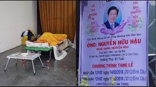 Trực Tiếp Toàn cảnh lễ tẩm liệm Diễn viên Nguyễn Hậu trưa 14-02-2018