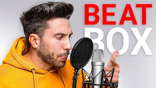 Learning Beatbox Sounds with No Experience