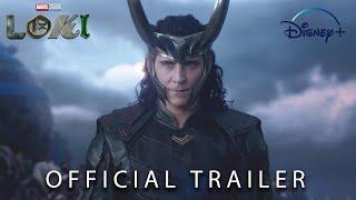 LOKI SNEAK PEAK Marvel Studios Disney Plus Exclusive Clip
