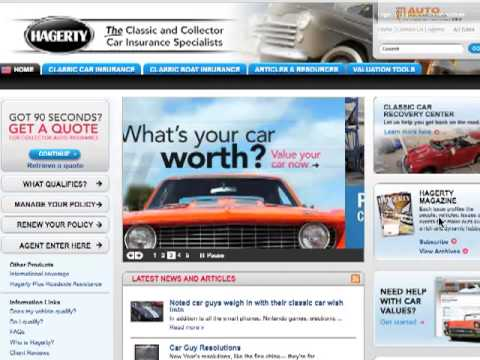 Hagerty Car Insurance Review, Ratings, Rates - Learn More