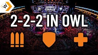 Is 2-2-2 actually good for the Overwatch League?