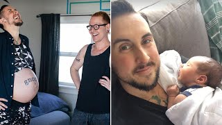Transgender Man Gives Birth to Healthy Boy: 'He's a Big Baby'