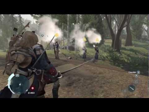 Assassin's Creed 3 - Combat Styles | أساسن كريد ٣ - الأساليب القتالية
