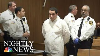 Massachusetts Kidnapping Suspect Appears Before Judge In Court | NBC Nightly News