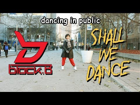 【KY ▶︎ KPOP IN PUBLIC】Block B(블락비) — Shall We Dance DANCE COVER