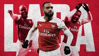 'I've played the best football of my career this season' | Alexandre Lacazette exclusive